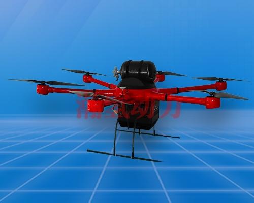 无人机供氢系统
