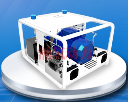 便携式电动活塞增压泵